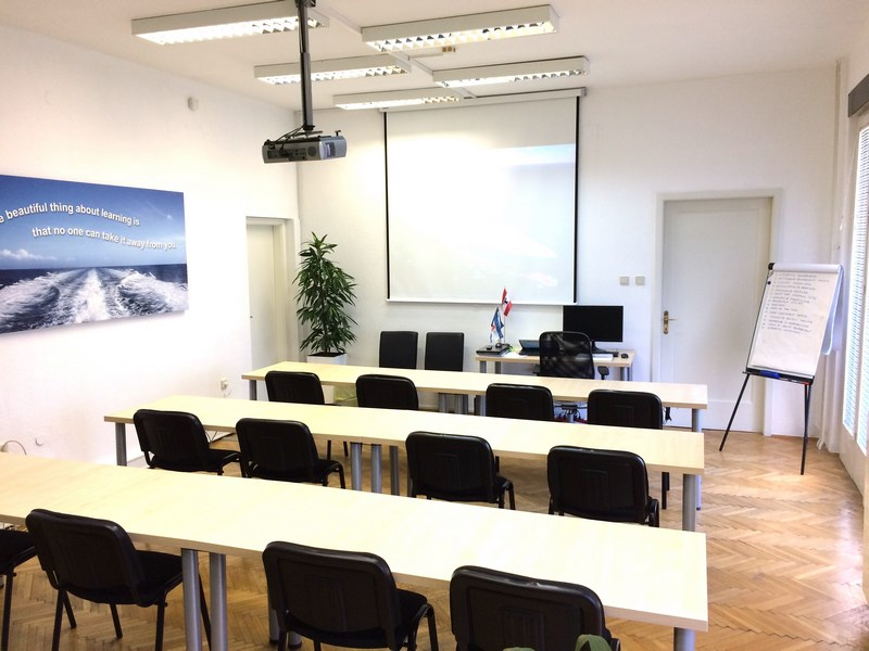 Zorovic training center renting in Rijeka, Croatia